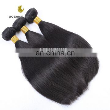 Hot sale fast shipping no lice cheap thick virgin brazilian straight hair 3 bundles