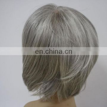Most popular human hair extension bob style human hair wig