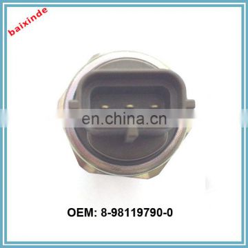 Auto parts 8981197900 4HK1 Engine Fuel Sensor ZX200-3 Excavator OIL PRESSURE SENSOR 8-98119790-0