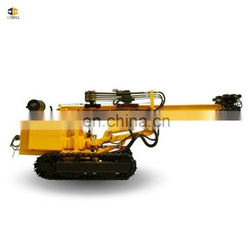 Factory supply mini anchor rig screw piles equipment for borehole drilling