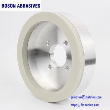 Vitrified Bond Diamond Grinding Wheels For PCD & PCBN Tools