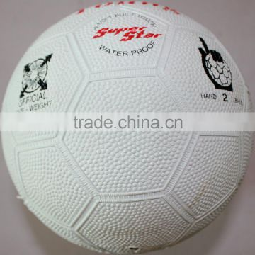 Special best sell rubber ball for handball for sale
