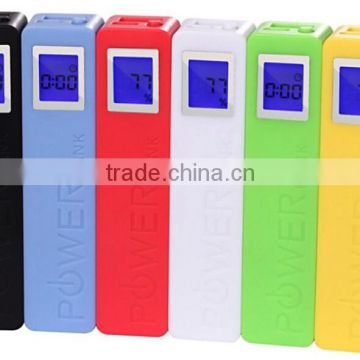 2200mah new design power bank, portable charger , 2014 hot mini products
