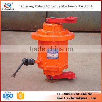 Xinxiang Dahan YZUL series 4pole vertical vibration motor for rotary sieve used in food and chemical industry