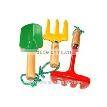 4 Piece Kids Gardening Tool Set