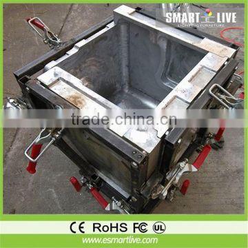 aluminum rotational floor clean machine shell mould