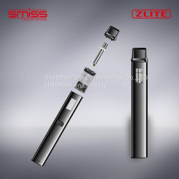 Zlite Pod System CBD/THC Oil Cartridge Pod Mod 1.0ml Vape Pen kit