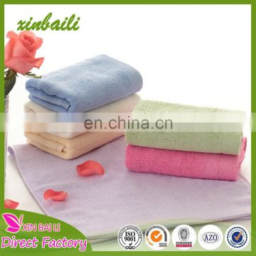 wholesale baby towels and hand towels bamboo fiber towels