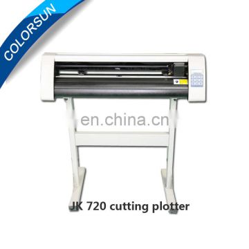 JK 720 cutting plotter plotter sticker cutting machine for size 1020*430*360mm
