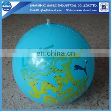 Hot selling new design PVC Beach Ball for promotion