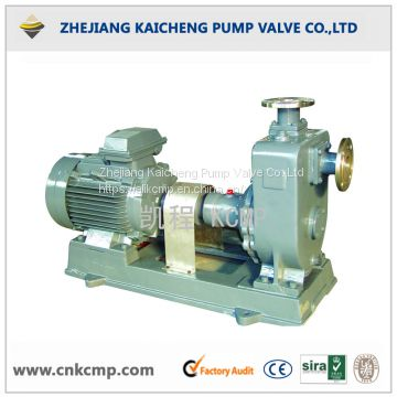 End Suction self-priming centrifugal Pump