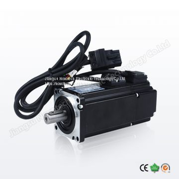 China cheap nema 24 AC servo motor 400w with servo driver kit