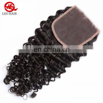 Large Stock Factory Direct Supplied Free Part 4*4 Lace Closure