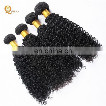 Wholesale Natural Hair Extensions Raw Indian Temple Hair Curly Indian Human Hair