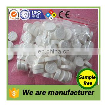 100-500pcs per transparent bag packing disposable magic compressed tissue of nonwoven wipes with H logo