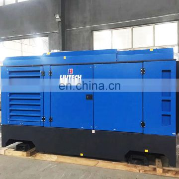 Fast delivery oil free piston industrial digital air compressor with good price