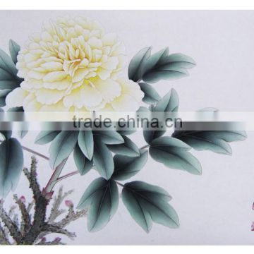 Antique famous watercolor paintings,modern flower art paintings