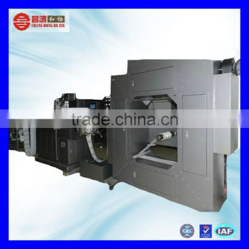 CH-320 China manufacture adhesive paper screen printing machine for label sticker