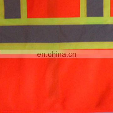 Colored High Visibility Cheap Polyester Security Vest