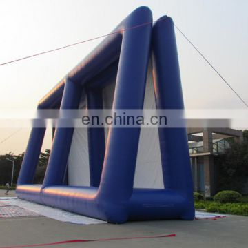 Inflatable movie screen outdoor cinema movie screen on sale