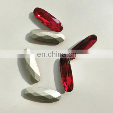 loose crystal components Fancy Stone Crystal Wholesale for jewelry