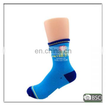 toddlers cotton calf socks