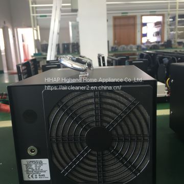 12 Voltage (V) and Electrical Power Source Ozone purifier for car