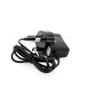 Power adapter with 12V300mA power charger with CE, FCC,UL ,CCC certificate
