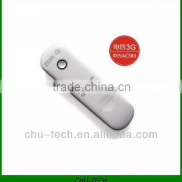 EVDO USB MODEM FOR ZTE AC583 of 3G USB Modem from China