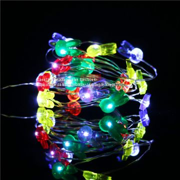 bunny butterfly bat pumpkin halloween christmas the in thing light in the box best seller good supplier fairy light set