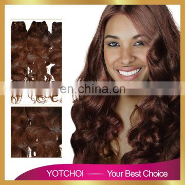 Top grade best selling 100% virgin human Hair Full Cutical malaysian hair extension lots of bounce and volume