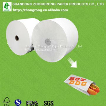 environment friendly food packaging paper