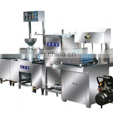 automatic japanese tofu machine/tofu machine for sale/soya milk tofu making machine