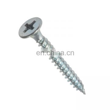 Black drywall screw Galvanized iron Tip Round Drywall Self Tapping Screw