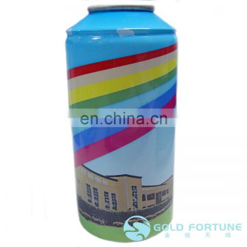 Tinplate  Aluminum Can Aerosol Spray Paint Can Empty Aerosol Can