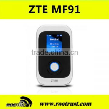 Brand new Unlock ZTE MF91 4G LTE Pocket WIFI Wireless Router for bus car
