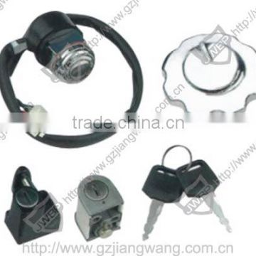 Durable CG125 Motorcycle Spare Parts Lock Set