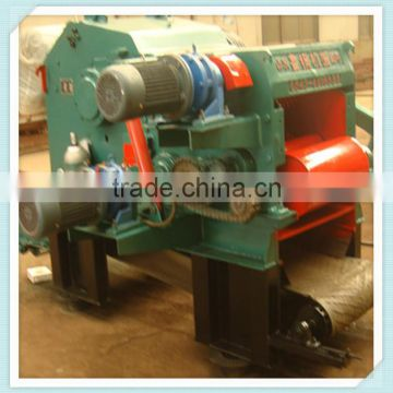 hot sales high capacity CE certificate mobile wood chipper