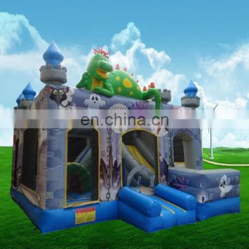 Dinosaur Inflatable Castle in stock for sale