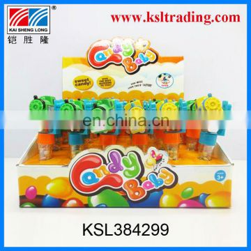 24PCS plastic wind up loco candy toy for sale