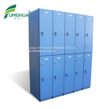 Colorful Storage Cabinets/ Modern HPL Stadium Lockers
