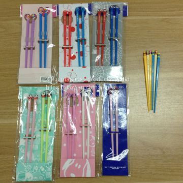 Food grade PP material kitchen chopsticks and meal spoon