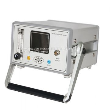 GDZH-2H SF6 Gas Dew Point and Decomposition Multifunctional Tester