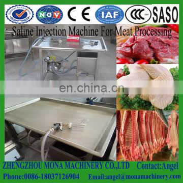 Competitive price Brine meat or chicken injection machine | Meat Saline Injection Machine | injector machine for meat
