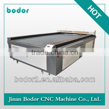 Hot sale! China Jinan Bodor Large format laser cutting machine for Auto supplies BCL-BH