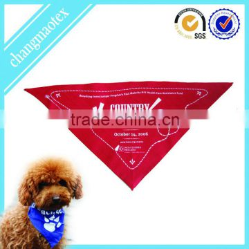 triangle pet bandana