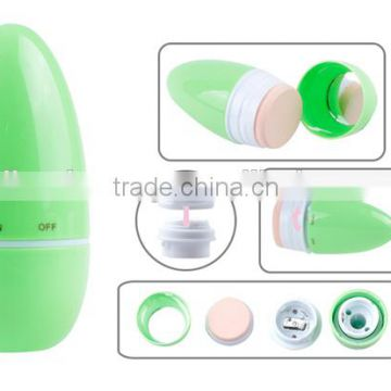 Vibrating Facial Makeup Blender Puff All Makeup Base Foundation Cream Bb Cream Powder Base Puff