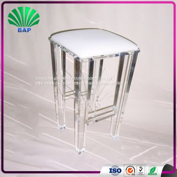 Amazing Hot Selling Clear Legs High End Bar Stool Plexiglass Bedroom Andrewgaddart Wooden Chair Designs For Living Room Andrewgaddartcom
