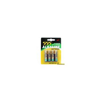 Sell LR6 Alkaline Battery (Size AA/UM-3)