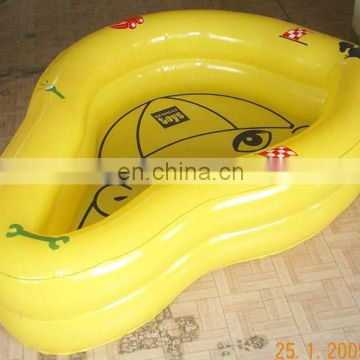 Inflatable Heart Shape Spa Pool with 2 Layers